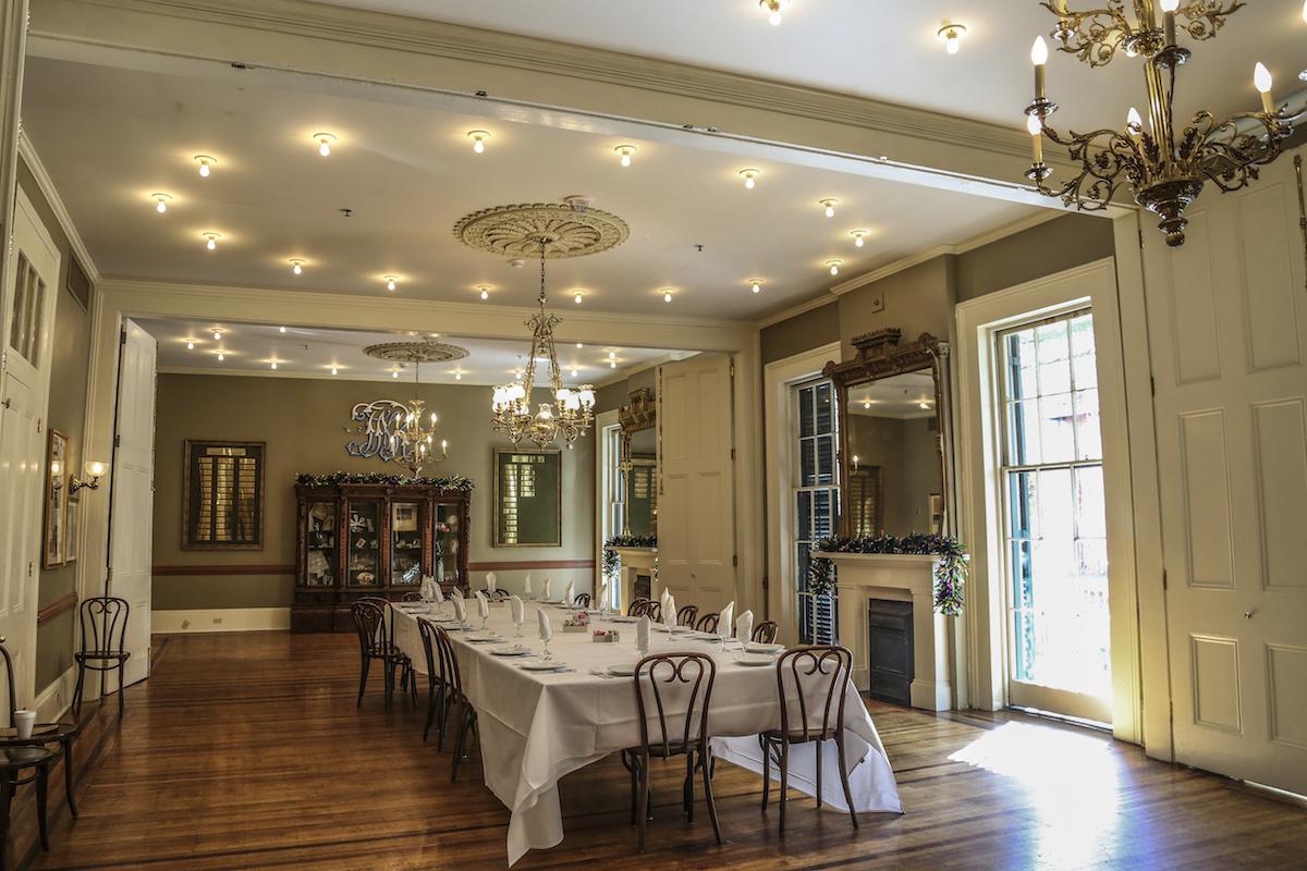 Private Dining Antoine S Restaurant
